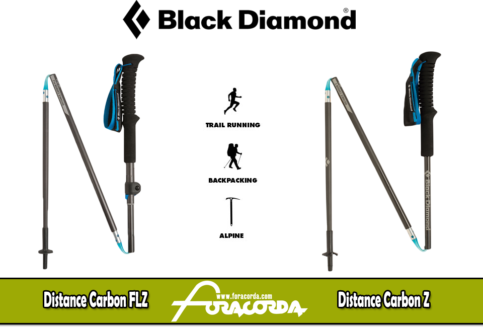 Nuevos Bastones Black Diamond Distance Carbon Www