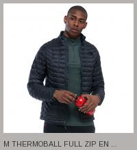 M Thermoball Full Zip en FORACORDA