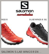 SALOMON S-LAB WINGS 8 EN FORACORDA