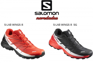 NOVEDADES SALOMON S-LAB WINGS 8